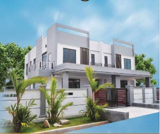 Double Storey Terrace House (Phase 5) - Tmn Mengkibol