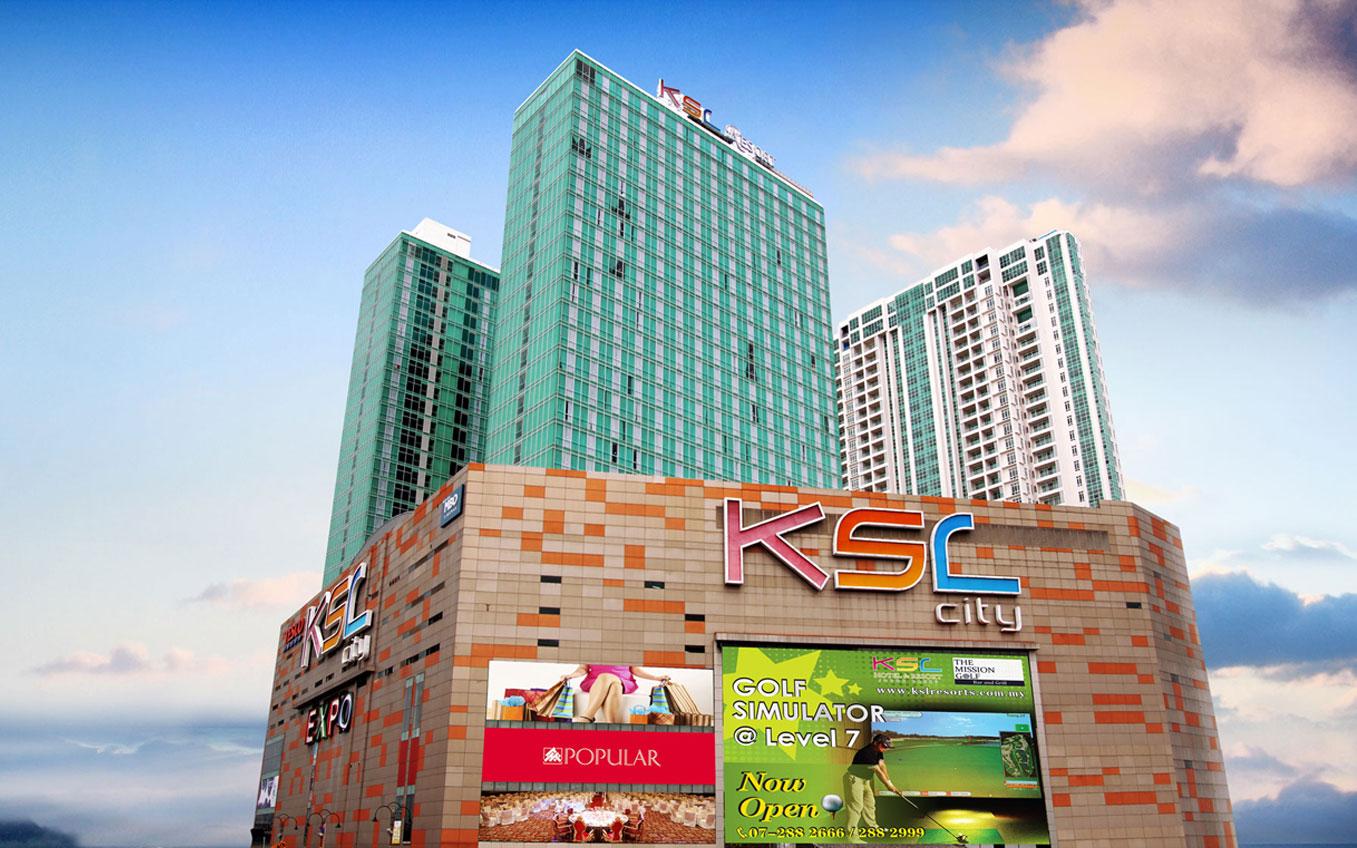 D'esplanade Residences @ KSL City